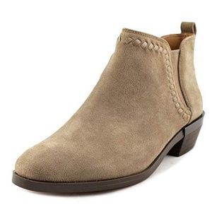 Coach Carter Tan Ankle Bootie-NEW